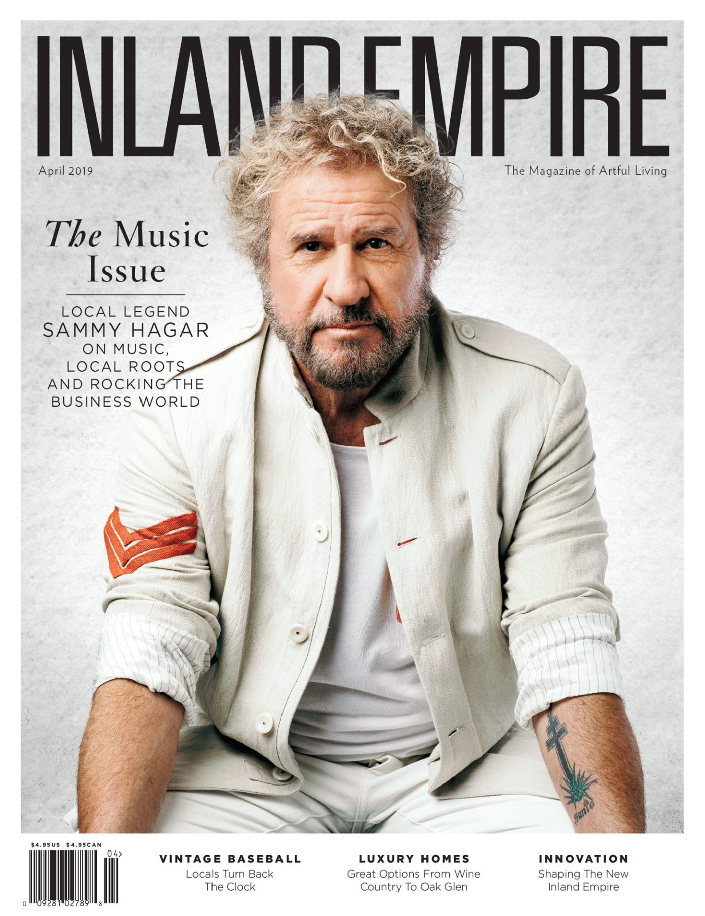 0e8c5cb7 Sammy Hagar on music, local roots, and rocking the business world ...